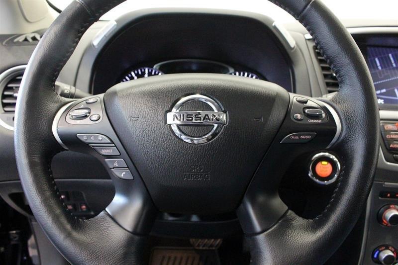 2019 Nissan Pathfinder SL Premium V6 4x4 at in Regina, Saskatchewan - 6 - w1024h768px