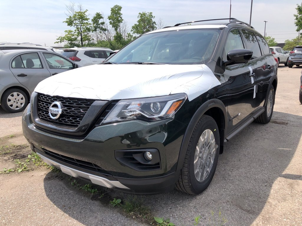 2019 Nissan Pathfinder SL Premium V6 4x4 at in Mississauga, Ontario - 1 - w1024h768px