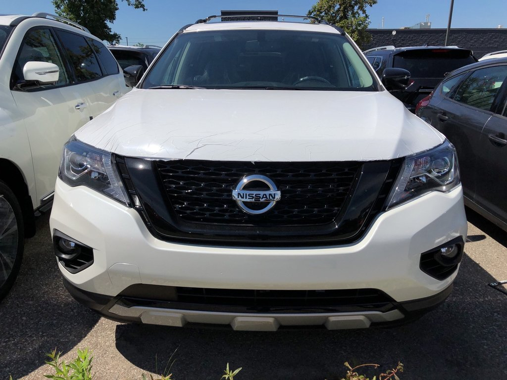 2019 Nissan Pathfinder SL Premium V6 4x4 at in Mississauga, Ontario - 3 - w1024h768px