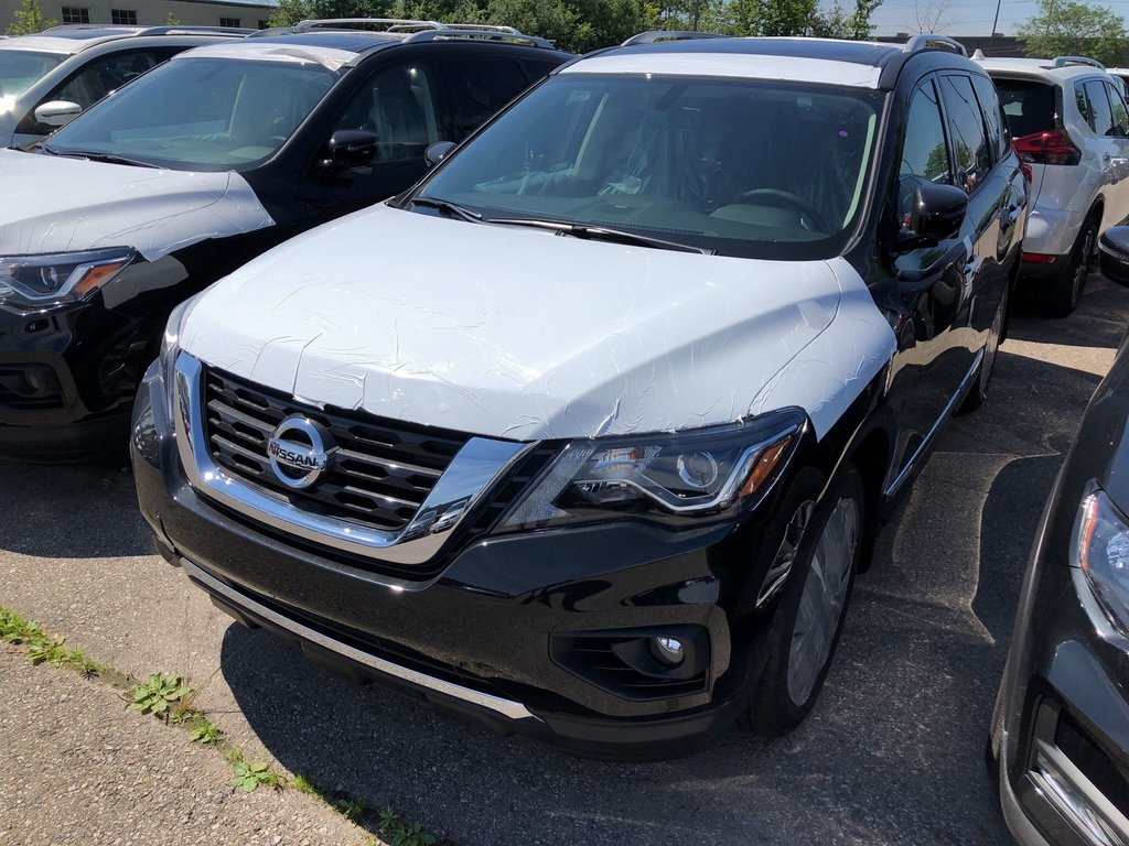 2019 Nissan Pathfinder Platinum V6 4x4 at in Mississauga, Ontario - 5 - w1024h768px