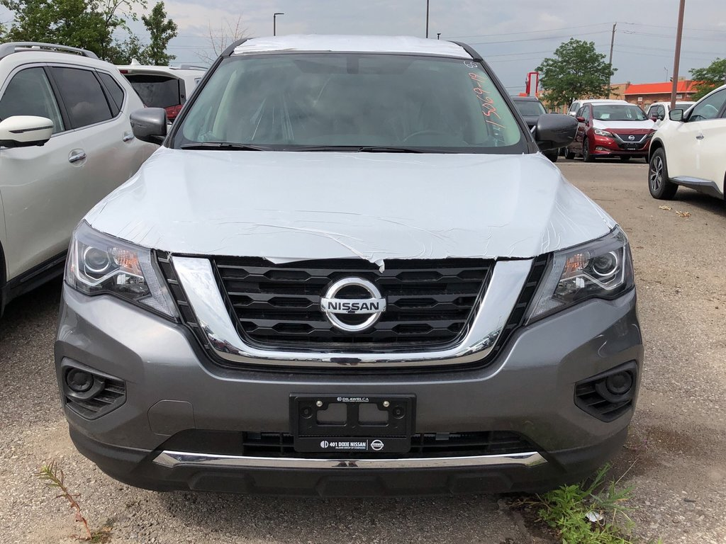 2019 Nissan Pathfinder S V6 4x4 at in Mississauga, Ontario - 2 - w1024h768px
