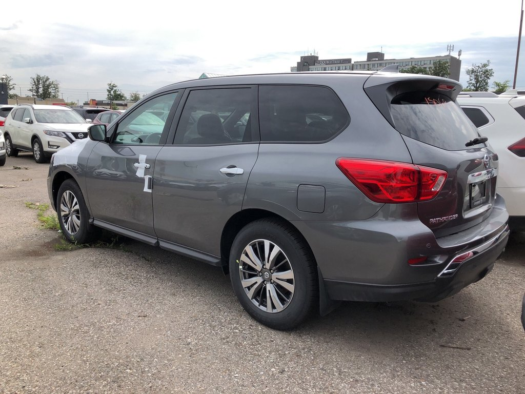 2019 Nissan Pathfinder S V6 4x4 at in Mississauga, Ontario - 4 - w1024h768px