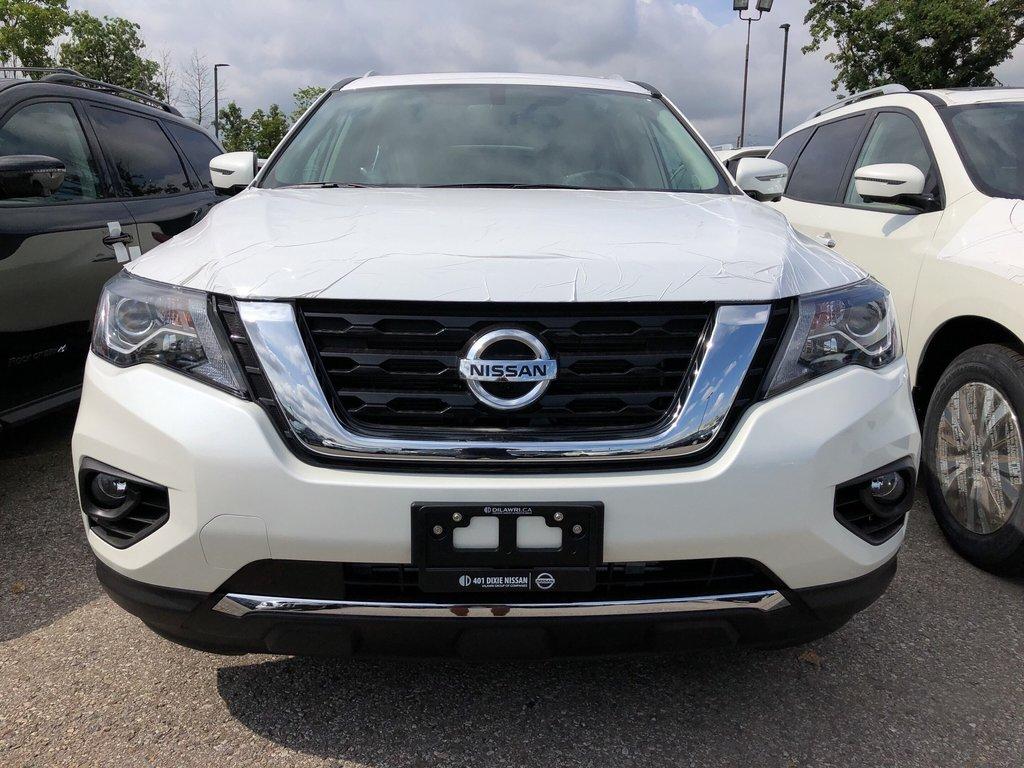 2019 Nissan Pathfinder Platinum V6 4x4 at in Mississauga, Ontario - 3 - w1024h768px