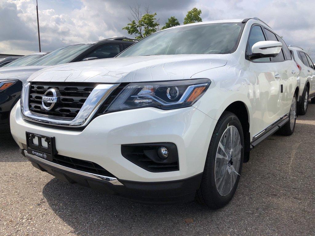 2019 Nissan Pathfinder Platinum V6 4x4 at in Mississauga, Ontario - 1 - w1024h768px
