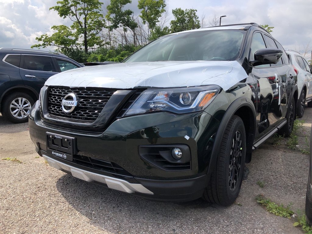 2019 Nissan Pathfinder SL Premium V6 4x4 at in Mississauga, Ontario - 1 - w1024h768px