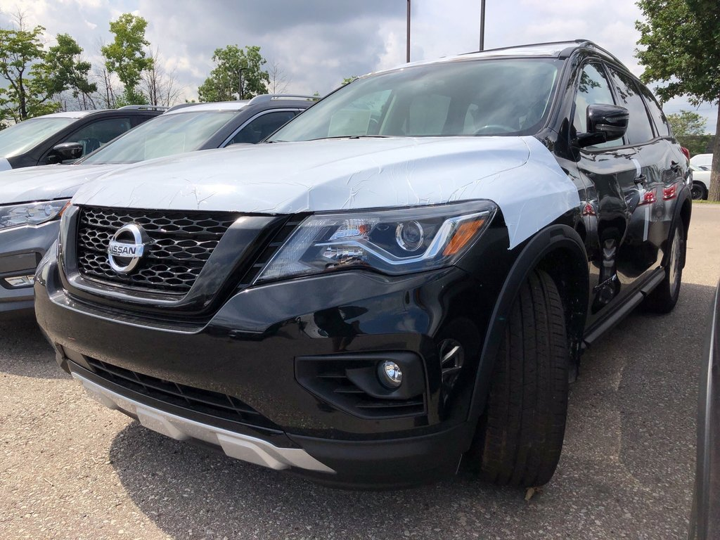 2019 Nissan Pathfinder SV Tech V6 4x4 at in Mississauga, Ontario - 1 - w1024h768px