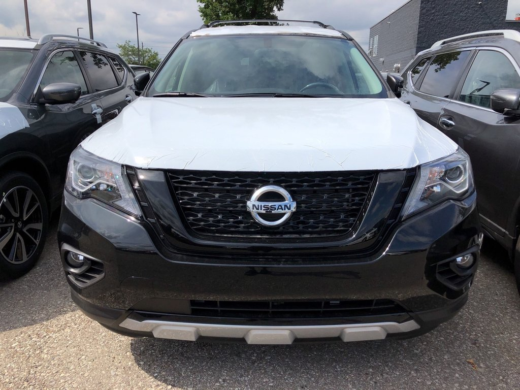 2019 Nissan Pathfinder SV Tech V6 4x4 at in Mississauga, Ontario - 3 - w1024h768px