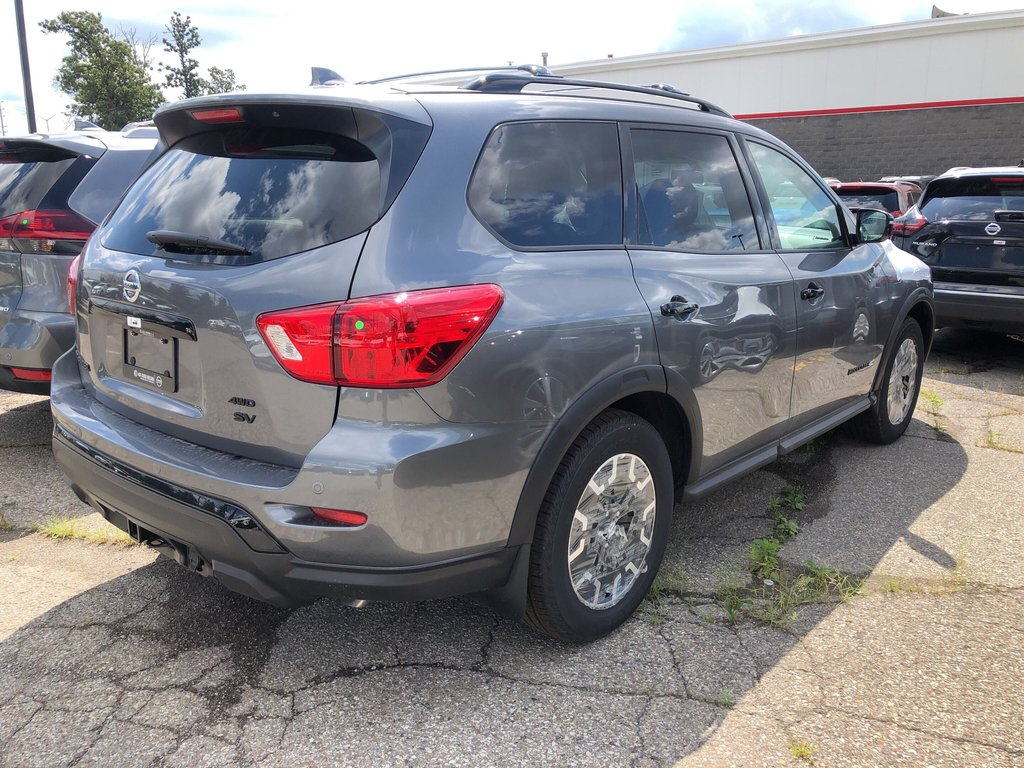 2019 Nissan Pathfinder SV Tech V6 4x4 at in Mississauga, Ontario - 4 - w1024h768px