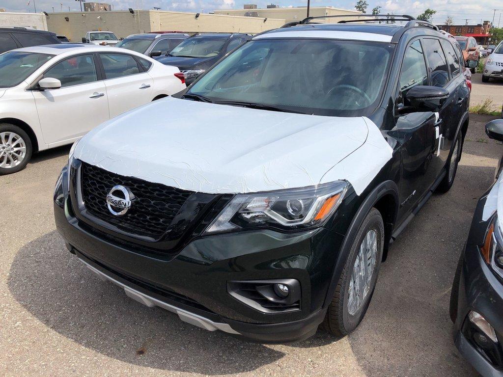 2019 Nissan Pathfinder SL Premium V6 4x4 at in Mississauga, Ontario - 5 - w1024h768px