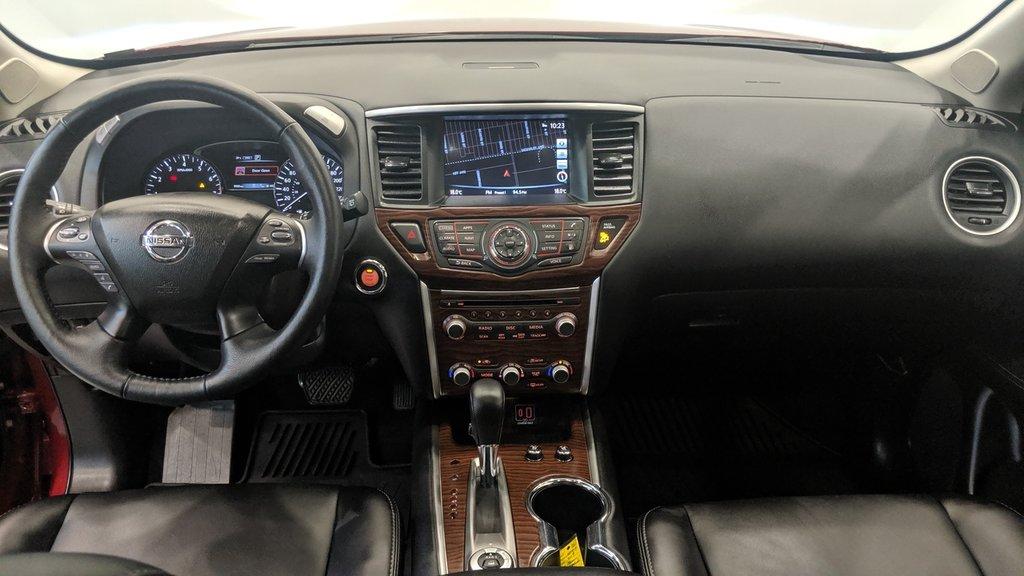 2019 Nissan Pathfinder Platinum V6 4x4 at in Regina, Saskatchewan - 16 - w1024h768px