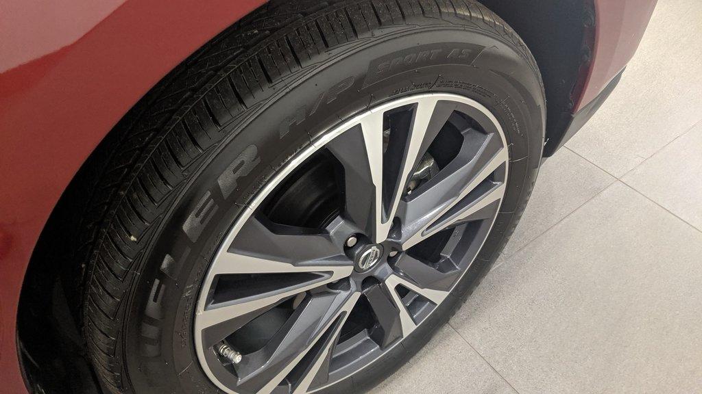2019 Nissan Pathfinder Platinum V6 4x4 at in Regina, Saskatchewan - 20 - w1024h768px