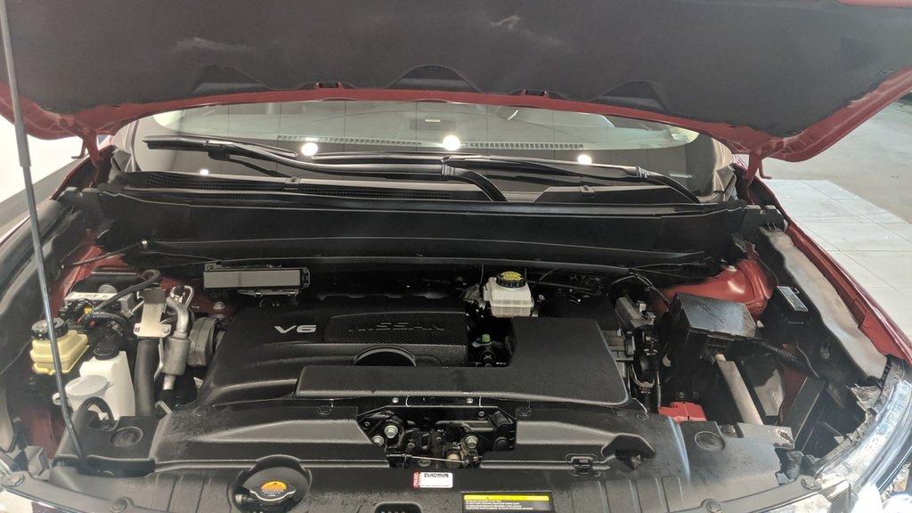 2019 Nissan Pathfinder Platinum V6 4x4 at in Regina, Saskatchewan - 21 - w1024h768px