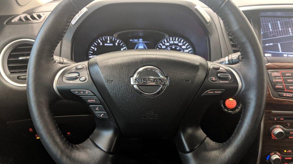 2019 Nissan Pathfinder Platinum V6 4x4 at in Regina, Saskatchewan - 5 - w1024h768px