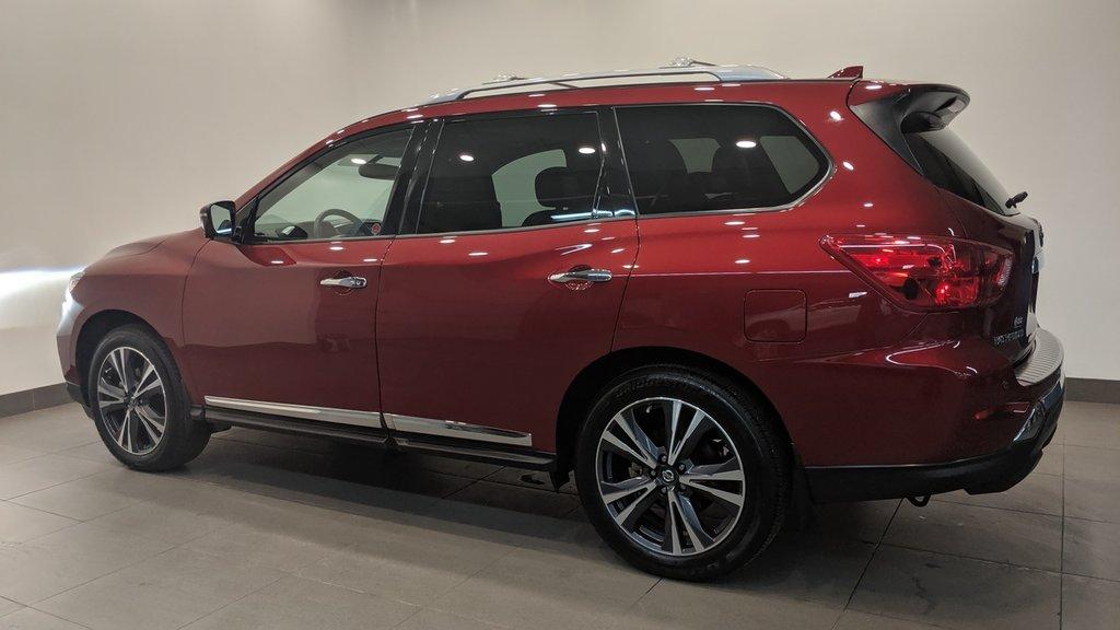 2019 Nissan Pathfinder Platinum V6 4x4 at in Regina, Saskatchewan - 23 - w1024h768px