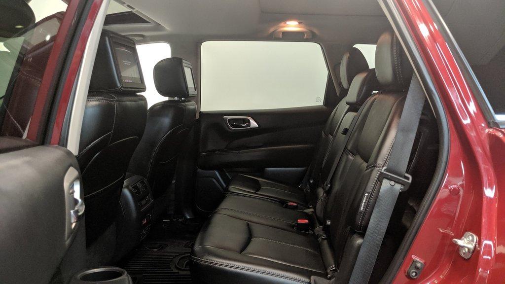 2019 Nissan Pathfinder Platinum V6 4x4 at in Regina, Saskatchewan - 14 - w1024h768px
