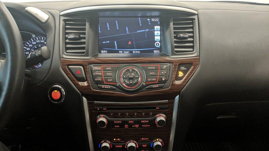2019 Nissan Pathfinder Platinum V6 4x4 at in Regina, Saskatchewan - 8 - w1024h768px