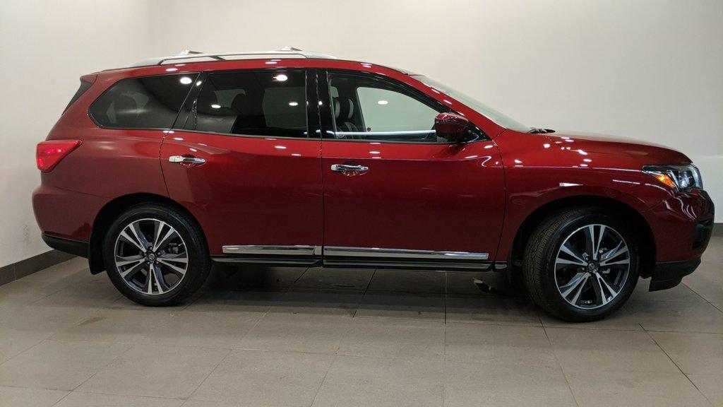 2019 Nissan Pathfinder Platinum V6 4x4 at in Regina, Saskatchewan - 25 - w1024h768px