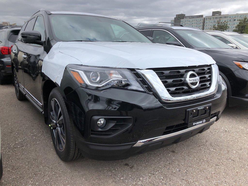 2019 Nissan Pathfinder Platinum V6 4x4 at in Mississauga, Ontario - 2 - w1024h768px
