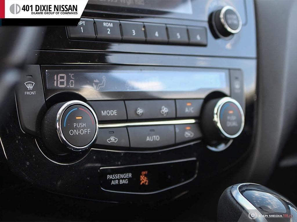 2017 Nissan Qashqai SV AWD CVT in Mississauga, Ontario - 20 - w1024h768px
