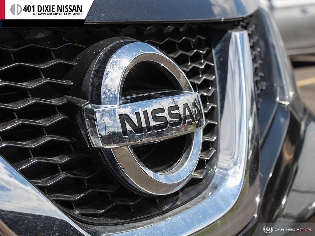 2017 Nissan Qashqai SV AWD CVT in Mississauga, Ontario - 8 - w1024h768px