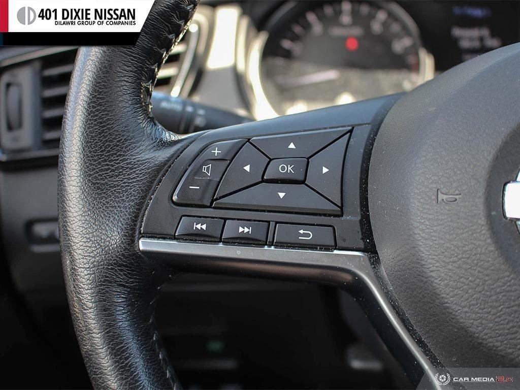 2017 Nissan Qashqai SV AWD CVT in Mississauga, Ontario - 17 - w1024h768px