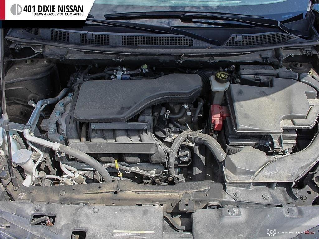 2017 Nissan Qashqai SV AWD CVT in Mississauga, Ontario - 7 - w1024h768px