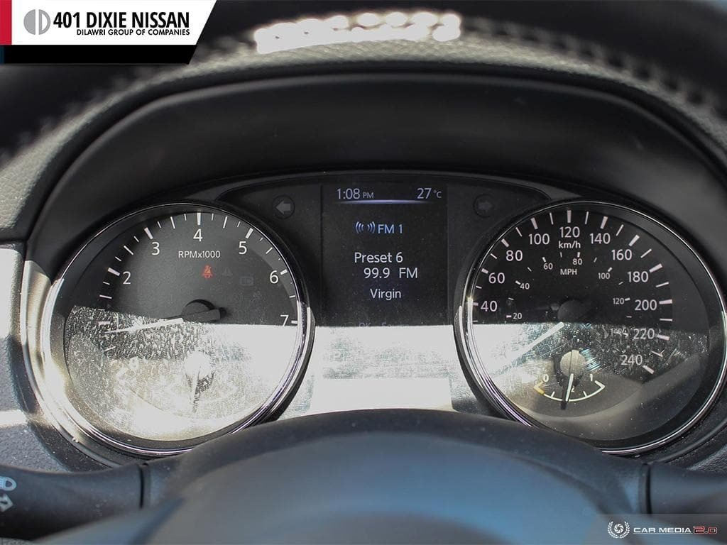 2017 Nissan Qashqai SV AWD CVT in Mississauga, Ontario - 14 - w1024h768px