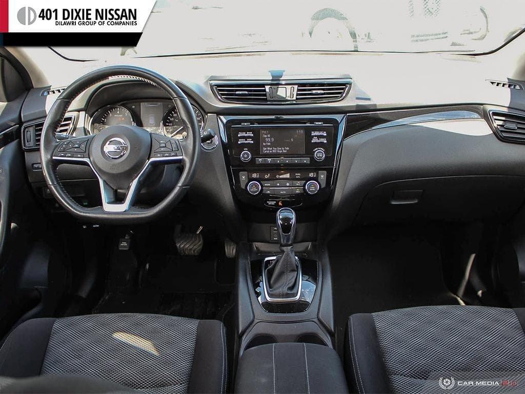 2017 Nissan Qashqai SV AWD CVT in Mississauga, Ontario - 24 - w1024h768px