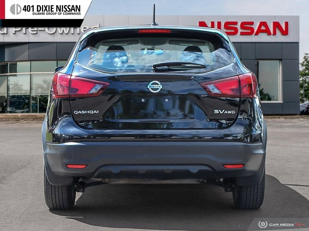 2017 Nissan Qashqai SV AWD CVT in Mississauga, Ontario - 4 - w1024h768px