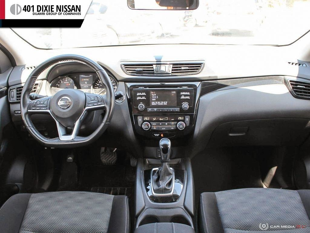 2017 Nissan Qashqai SV FWD CVT in Mississauga, Ontario - 25 - w1024h768px