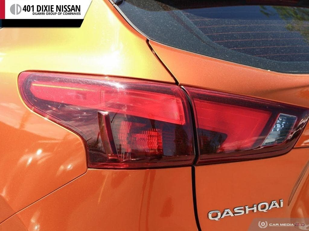 2017 Nissan Qashqai SV FWD CVT in Mississauga, Ontario - 12 - w1024h768px