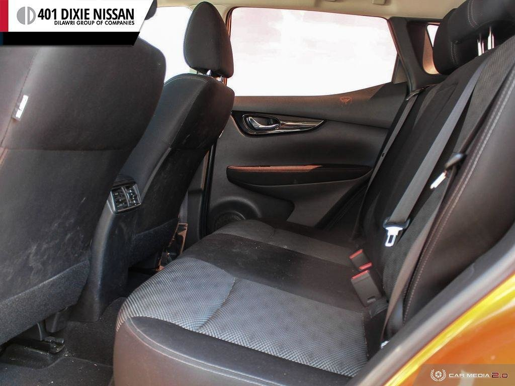 2017 Nissan Qashqai SV FWD CVT in Mississauga, Ontario - 24 - w1024h768px