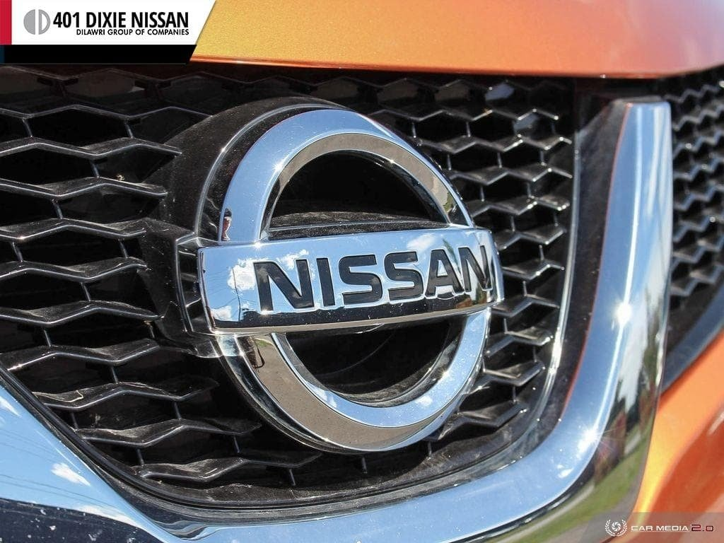 2017 Nissan Qashqai SV FWD CVT in Mississauga, Ontario - 9 - w1024h768px