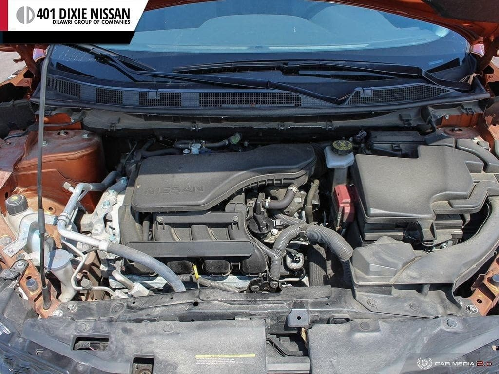 2017 Nissan Qashqai SV FWD CVT in Mississauga, Ontario - 8 - w1024h768px