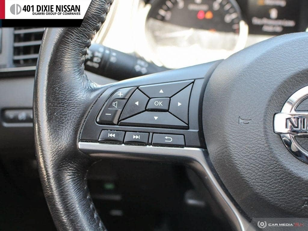 2017 Nissan Qashqai SV FWD CVT in Mississauga, Ontario - 18 - w1024h768px