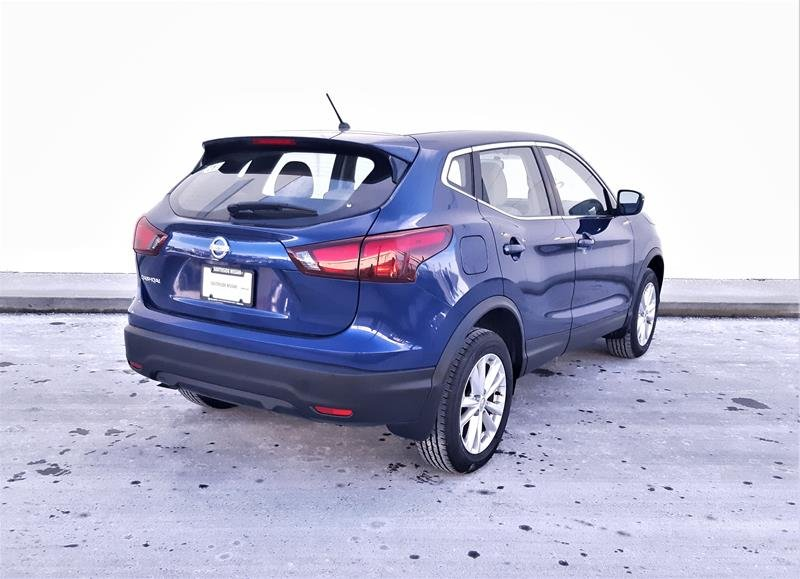 2018 Nissan Qashqai S FWD CVT (2) in Vancouver, British Columbia - 7 - w1024h768px