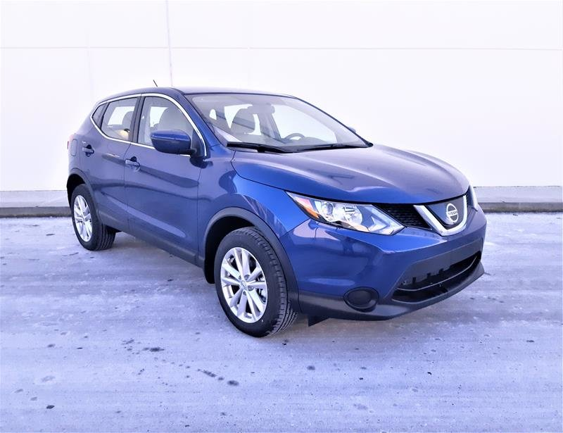 2018 Nissan Qashqai S FWD CVT (2) in Vancouver, British Columbia - 2 - w1024h768px