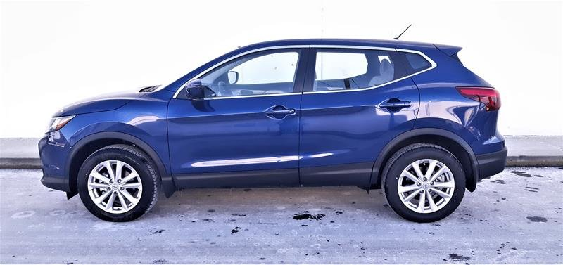 2018 Nissan Qashqai S FWD CVT (2) in Vancouver, British Columbia - 8 - w1024h768px