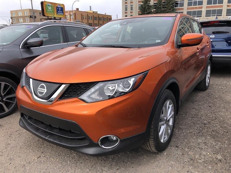 2019 Nissan Qashqai SV AWD CVT in Regina, Saskatchewan - 1 - w1024h768px