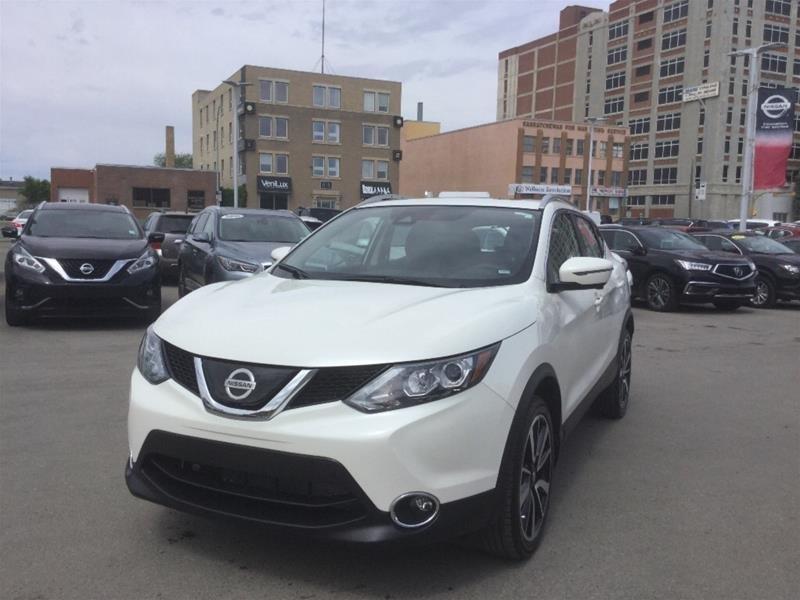 2019 Nissan Qashqai SL AWD CVT in Regina, Saskatchewan - 1 - w1024h768px