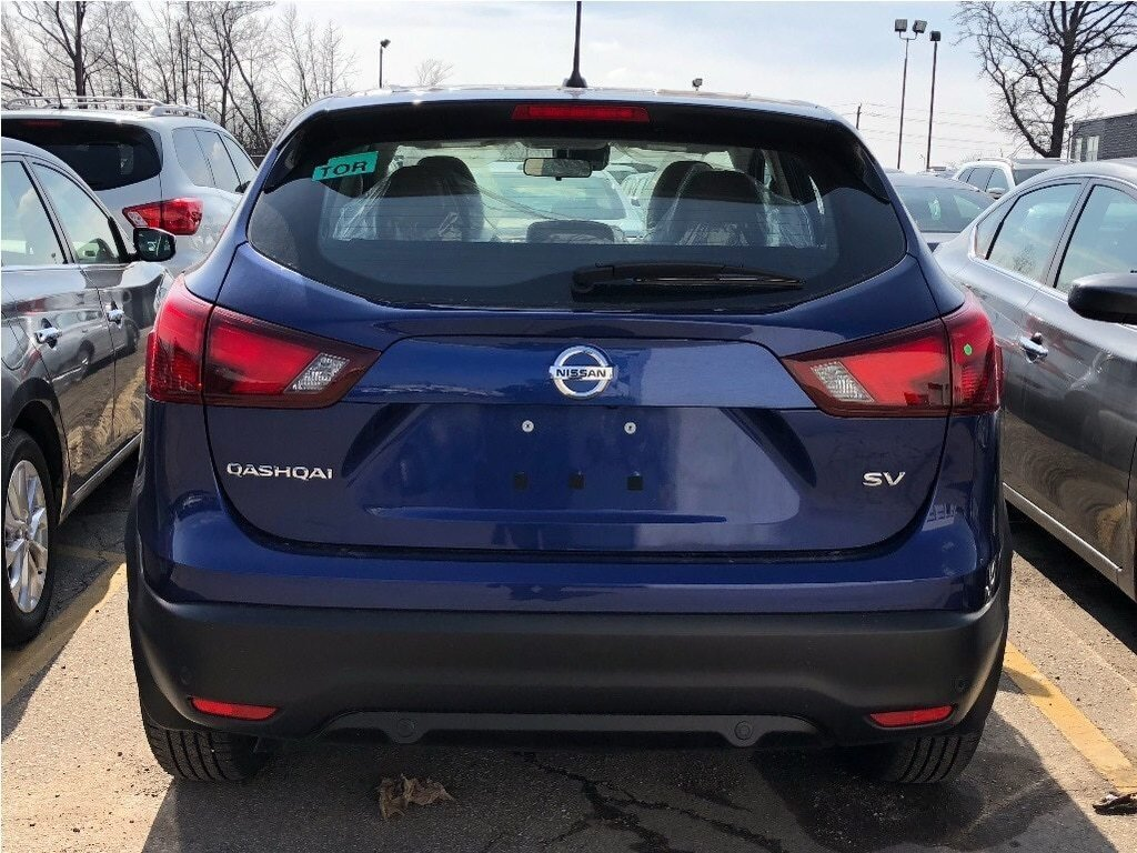 2019 Nissan Qashqai SV FWD CVT in Mississauga, Ontario - 4 - w1024h768px