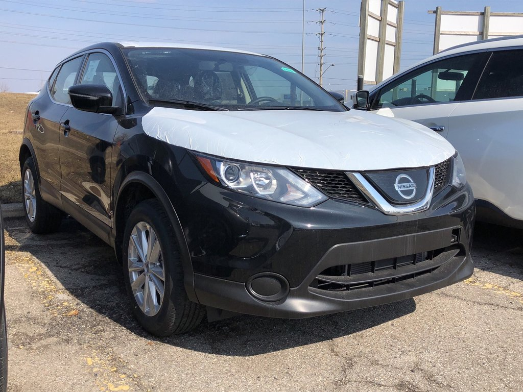 2019 Nissan Qashqai S AWD CVT in Mississauga, Ontario - 3 - w1024h768px