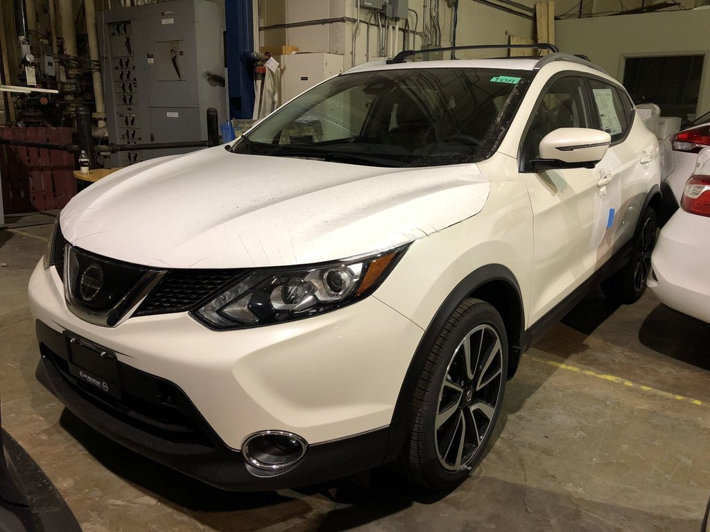 2019 Nissan Qashqai SL AWD CVT in Mississauga, Ontario - 1 - w1024h768px