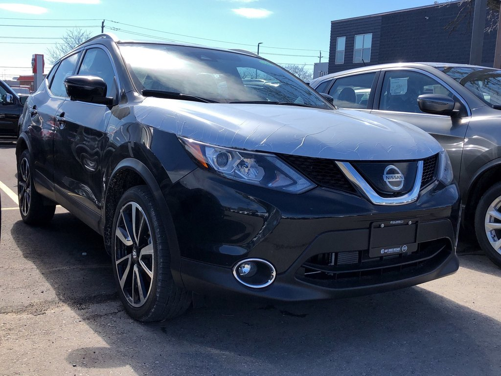 2019 Nissan Qashqai SL AWD CVT in Mississauga, Ontario - 2 - w1024h768px