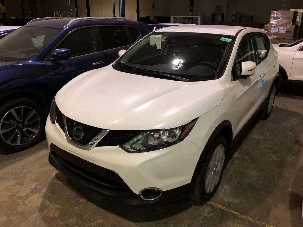 2019 Nissan Qashqai SV FWD CVT in Mississauga, Ontario - 5 - w1024h768px