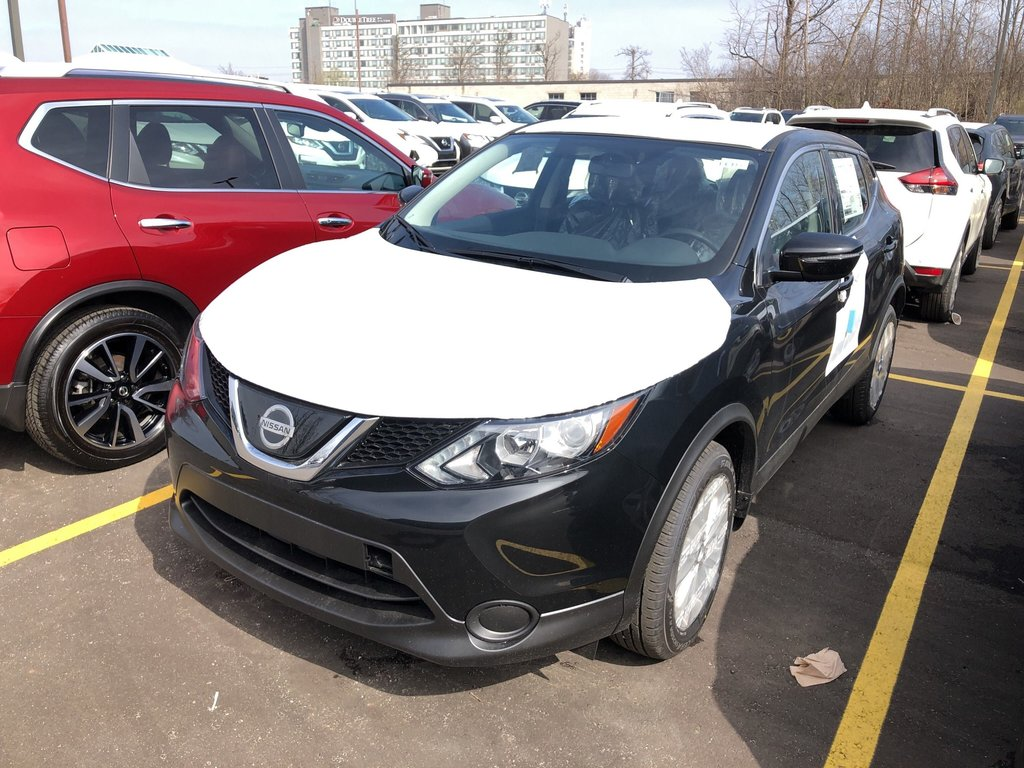 2019 Nissan Qashqai S AWD CVT in Mississauga, Ontario - 5 - w1024h768px