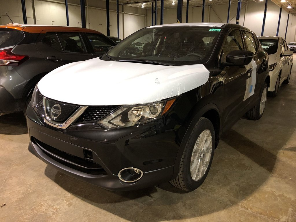 2019 Nissan Qashqai SV FWD CVT in Mississauga, Ontario - 1 - w1024h768px