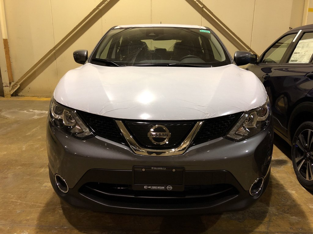 2019 Nissan Qashqai SV FWD CVT in Mississauga, Ontario - 3 - w1024h768px