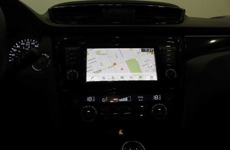 2019 Nissan Qashqai SL AWD CVT in Regina, Saskatchewan - 7 - w1024h768px