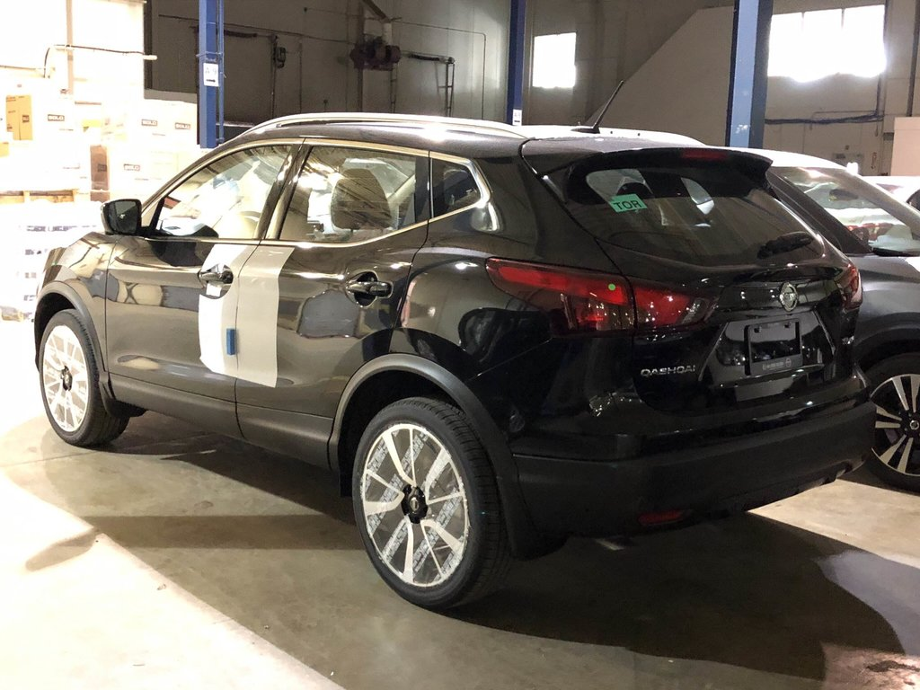 2019 Nissan Qashqai SL AWD CVT in Mississauga, Ontario - 5 - w1024h768px
